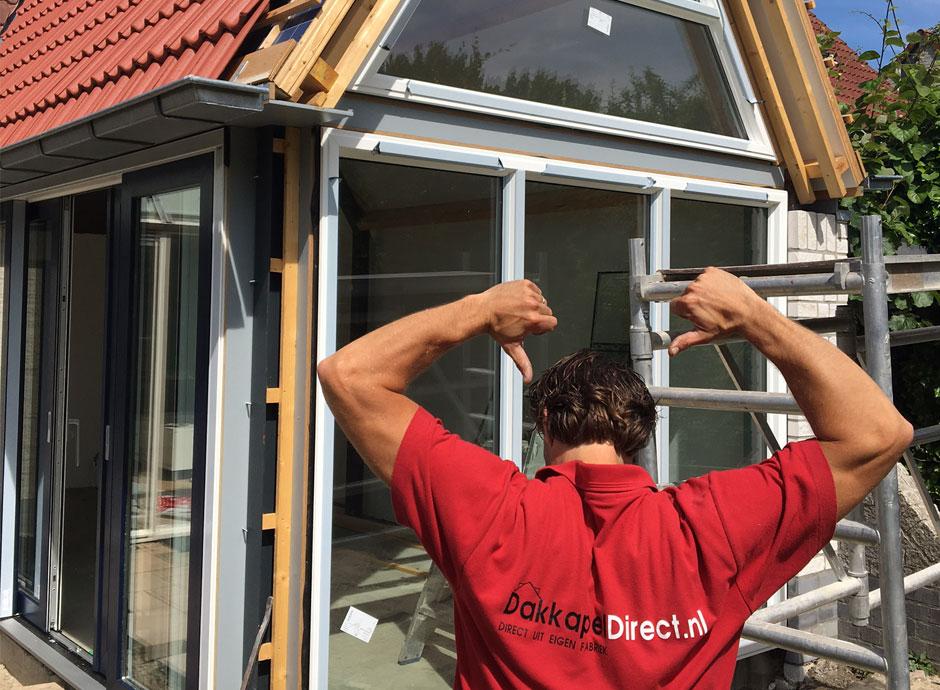 Kozijnen dakkapeldirect.nl